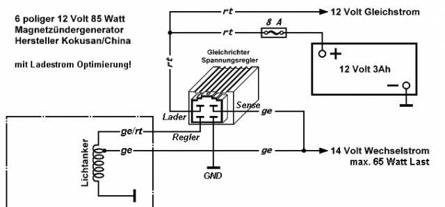 Реле зарядки хонда дио схема 27